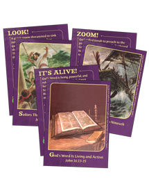 6A Bible Cards