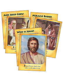 3A Bible Cards