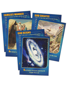 5A Bible Cards